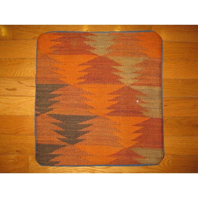 Vintage Afgan Kilim Pillow Cases For Sale In Atlanta - Image 6 of 6