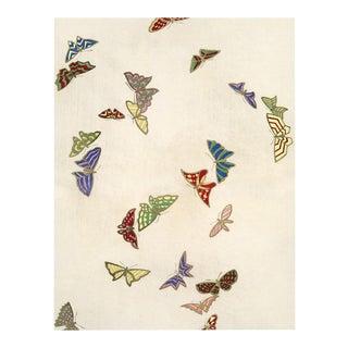 Kono Butterflies 3, Unframed Artwork For Sale