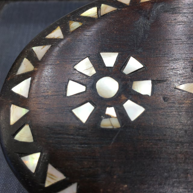 Vintage Moroccan Oval Box - Image 5 of 11