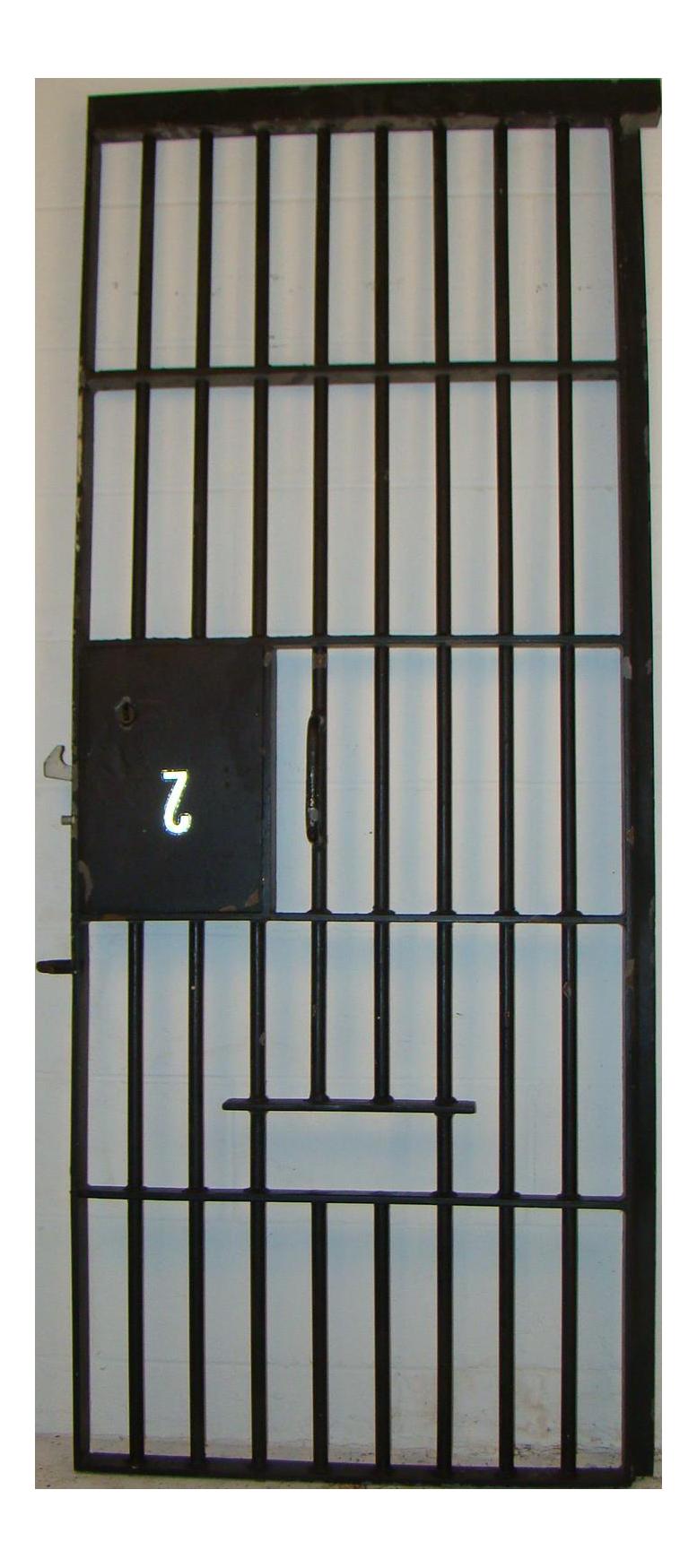 Vintage Prison Door u0026 Key  sc 1 st  Chairish & Vintage Prison Door u0026 Key | Chairish