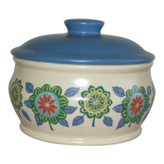 Crown Devon 1659 Pottery Casserole With Lid For Sale