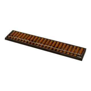 Vintage Japanese Wooden Abacus For Sale