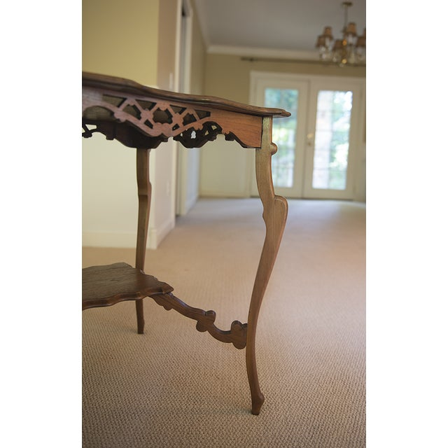 Wooden Occasional Table - Image 2 of 5