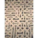 Image of Contemporary Jeffrey Alan Marks River Kravet Linen Fabric - 6 1/2 Yards For Sale