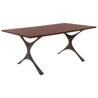 Rare George Nelson Bronze Group Cocktail Table For Sale