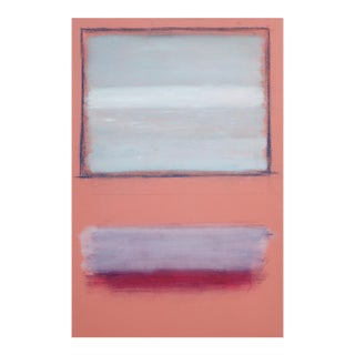 Rothko Surprise #62 Original Painting by Stephen Neil Gill For Sale