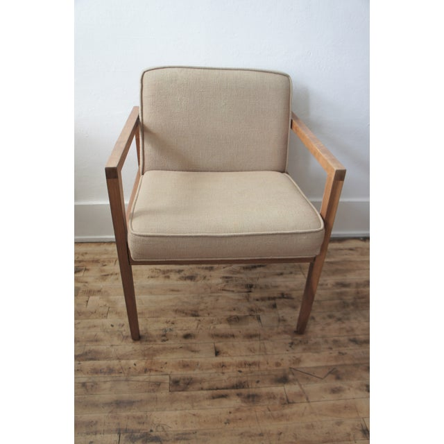 Herman Miller 1960s Vintage George Nelson Lounge Chair For Sale - Image 4 of 13