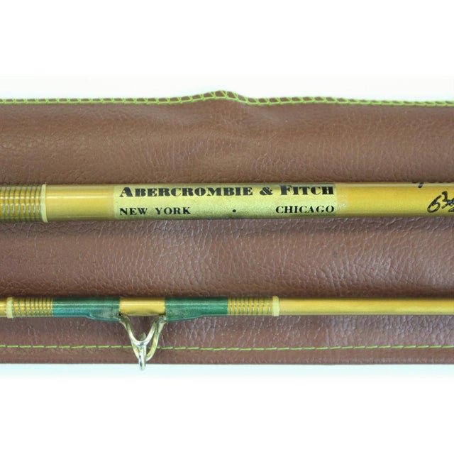 Abercrombie & Fitch 'Yellowstone' Fly Rod with Cork Handle - Image 3 of 6