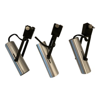 Mid-Century Modern Lightolier Aluminum Track Lights For Sale
