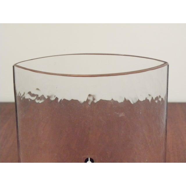 Pukeberg Sweden Vintage Handmade Art Glass Vase - Image 6 of 7