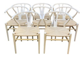 Image of Scandinavian Dining Chairs
