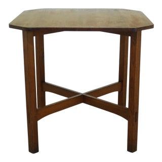 Stickley Antique Mission Oak Arts & Crafts Table For Sale
