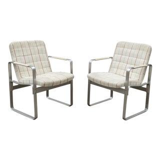 Karl-Erik Ekselius Armchairs- A Pair For Sale