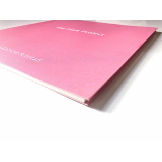 The Pink Project Photography Art Book 2007 Anne Katrine Senstad Preview