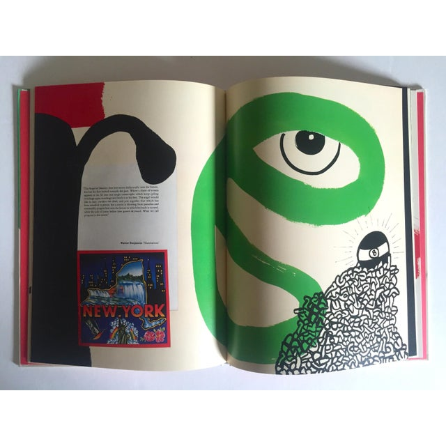 "Keith Haring ""Eight Ball"" 1989 Rare 1st Edition Japanese Hardcover Collector Art Book For Sale In New York - Image 6 of 11"