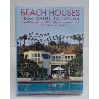 "1994 ""Beach Houses From Malibu to Laguna"", Elizabeth McMillian, Rizzoli Books, Hardcover Coffee Table Book Preview"