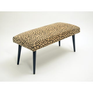 "Alice Cheetah Beige 48"" Bench Preview"