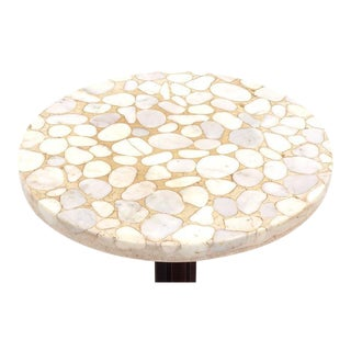 Edward Wormley for Dunbar Side Table With Terrazzo Top For Sale