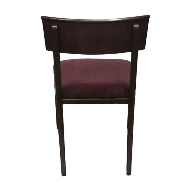 Set of 4 Solid Wood Dining Chairs - Image 3 of 9