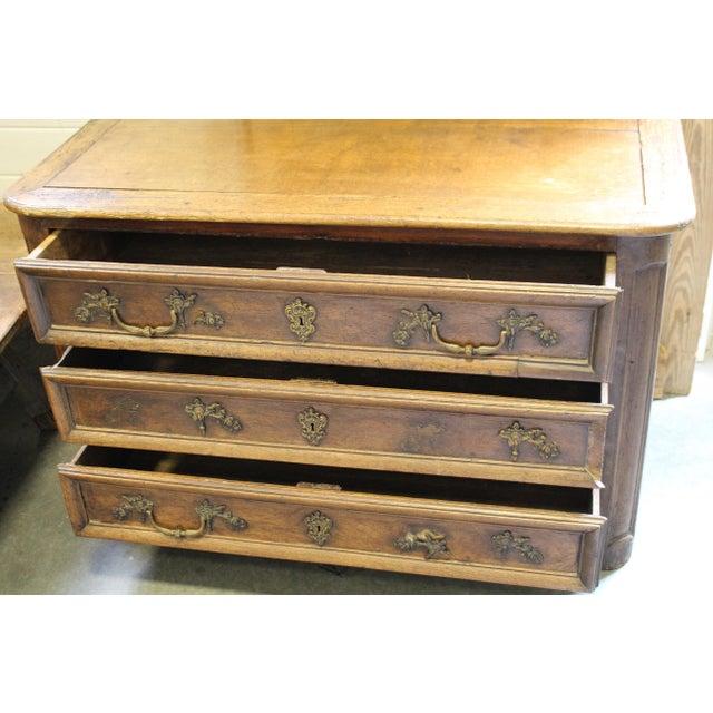 Louis XV Style Oak Commode - Image 7 of 8