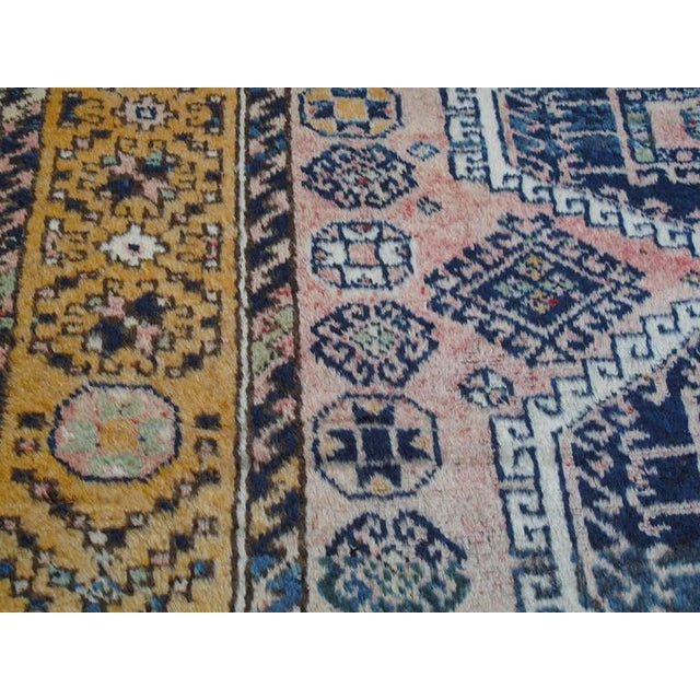 Early 20th Century Kurdish Rug For Sale - Image 5 of 10