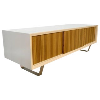 Customizable Yoon Sliding Door Console For Sale