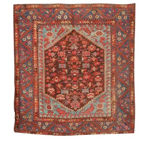 Antique 19th Century Turkish Kula Rug For Sale