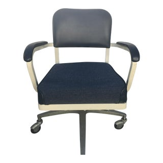 Classic Steel Desk Chair
