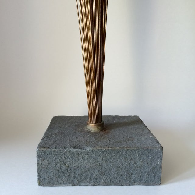 Harry Bertoia Style Wire Sculpture - Image 7 of 7