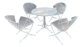 Image of Enamel Outdoor Chairs