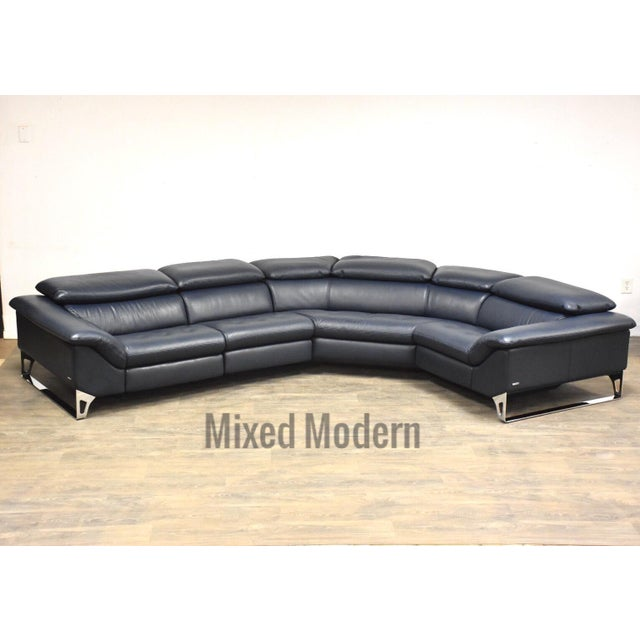 "Roche Bobois ""Cinetique"" Reclining Modular Sofa For Sale - Image 13 of 13"