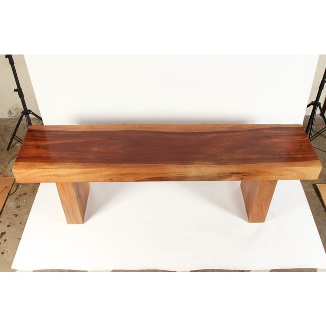 Very Large Philipino Kamagong Table For Sale - Image 9 of 9