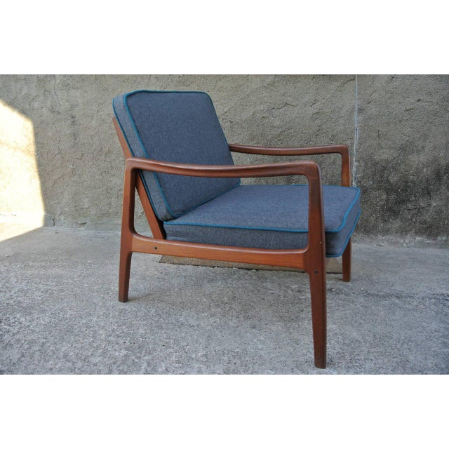 Easychair by Ole Wanshcer for John Stuart For Sale - Image 9 of 9