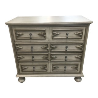Modern Newcastle 4 Drawer Accent Chest For Sale