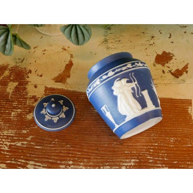 Grecian Lidded Jar For Sale In San Francisco - Image 6 of 7