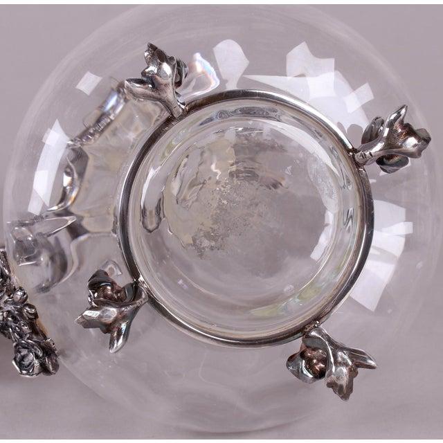 Art Nouveau-Style Ewer For Sale - Image 12 of 13