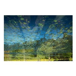 """""""Reflection 32"""" Landscape Photograph For Sale"""
