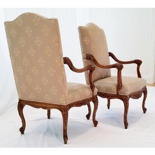 Fremarc Fauteil Chairs- A Pair Preview