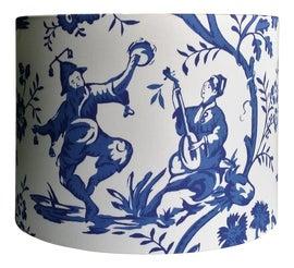 Image of Fabric Lamp Shades