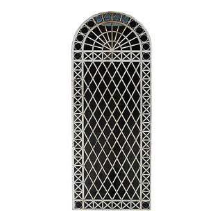 Early 20th Century Elaborate Beaux Arts Style Window Grille Guard For Sale