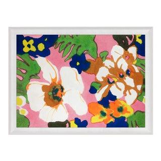 Modern Paradise Flower Pop 1 For Sale