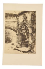 Image of Gothic Revival Prints