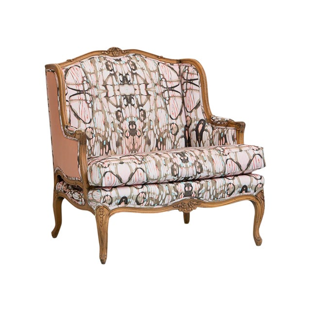French Provincial Style Arabella Chairs - Pair - Image 5 of 7