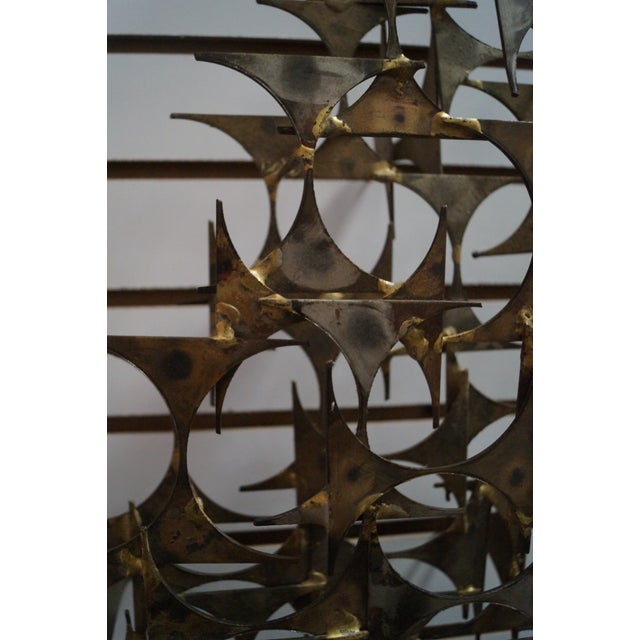 Marc Creates Mid-Century Modern Wall Sculpture - Image 6 of 10