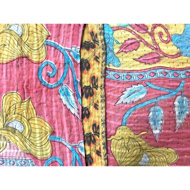 Vintage Hantha Throw Blanket For Sale - Image 5 of 5