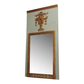 18th C Louis XVI Trumeau For Sale