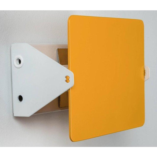 2010s Charlotte Perriand Yellow 'Cp1' Wall Light For Sale - Image 5 of 6