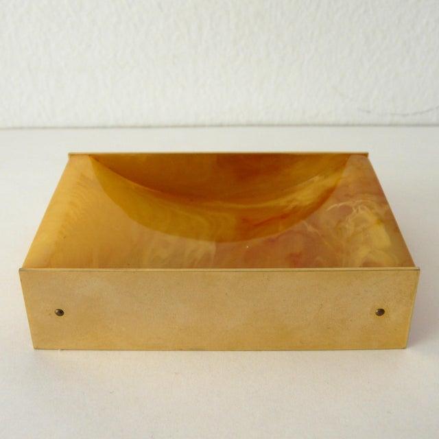 Fabio Ltd Italian Bakelite Desk Set For Sale - Image 4 of 9
