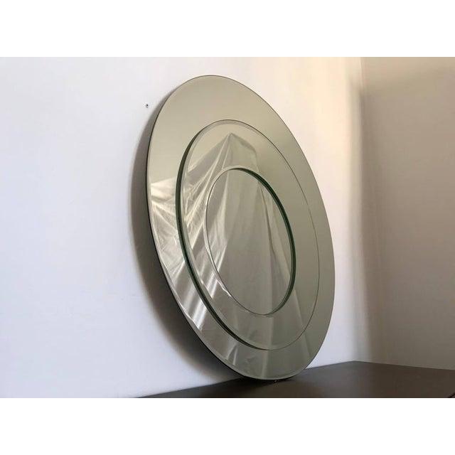 Cristal Arte Cristal Art by Rimadesio Italian Mirror For Sale - Image 4 of 12