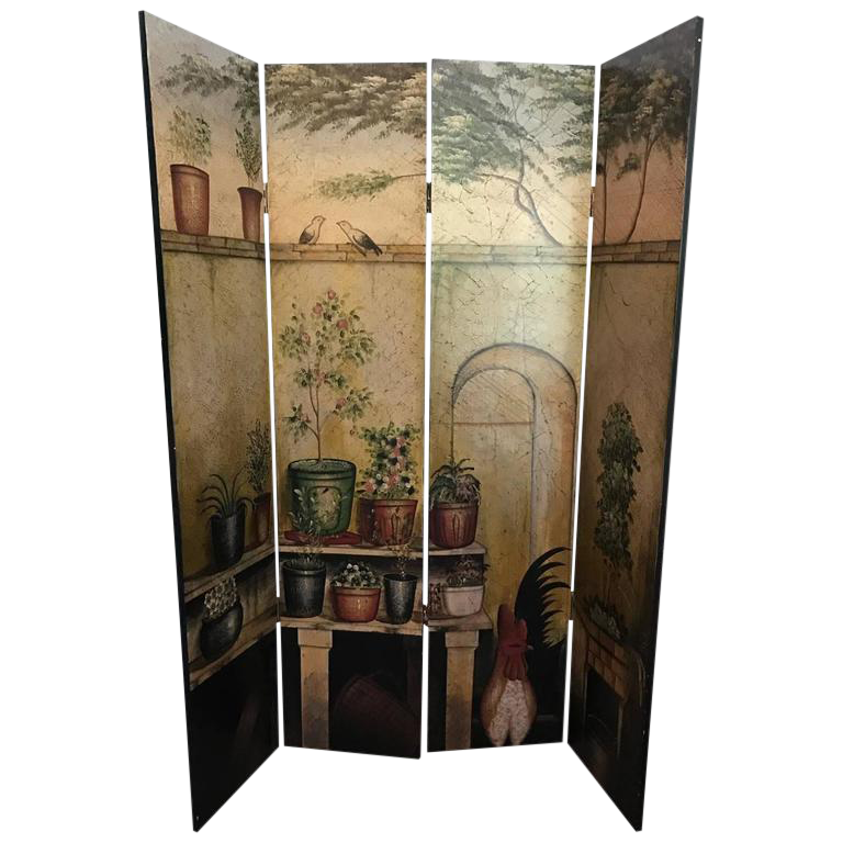 French Cafe Room Divider French Country Design and Colors Cock a